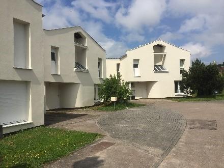30 logements individuels NEOLIA à THIONVILLE – ITE + peinture : Rénovation