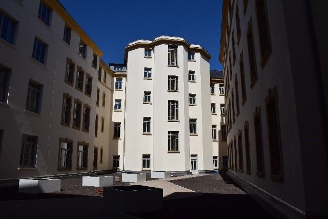 98 logements Sainte-Croix + Chapelle à METZ – Ravalement : Rénovation