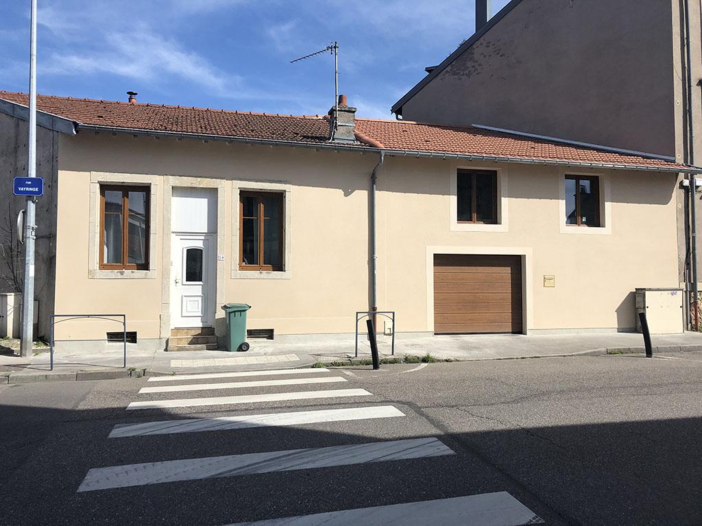 apres renovation - pro façade - professionnel de la façade Metz